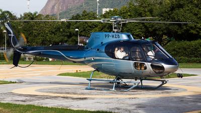PP-HZB - Helibrás AS-350B3 Esquilo - Helisul Taxi Aéreo
