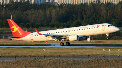 B-3182 - Embraer 190-100LR - Tianjin Airlines