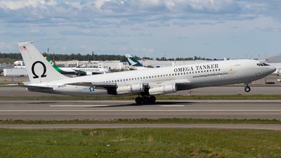N629RH - Boeing 707-338C - Omega Air