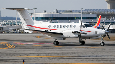 N6431S - Beechcraft B300 King Air 350 - Private