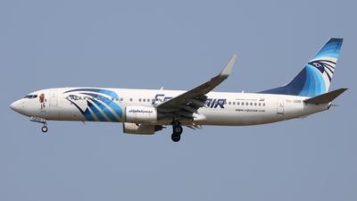 SU-GDD - Boeing 737-866 - EgyptAir