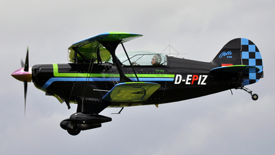 D-EPIZ - Pitts S-2B Special - Private