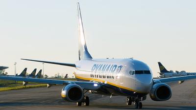 EI-FTD - Boeing 737-8AS - Ryanair