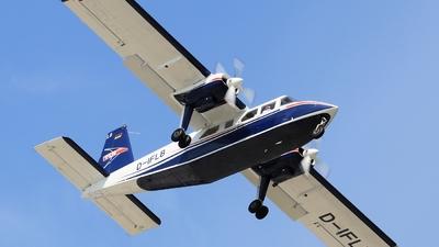 D-IFLB - Britten-Norman BN-2B-20 Islander - FLN - Frisia-Luftverkehr Norddeich