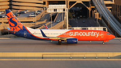 N831SY - Boeing 737-83N - Sun Country Airlines
