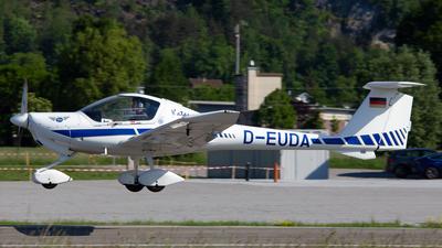 D-EUDA - Diamond DA-20-A1 Katana - AeroClub Bodensee