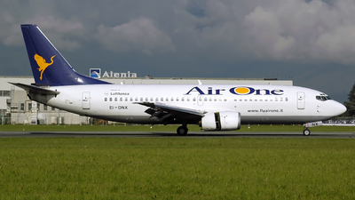 EI-DNX - Boeing 737-31S - Air One