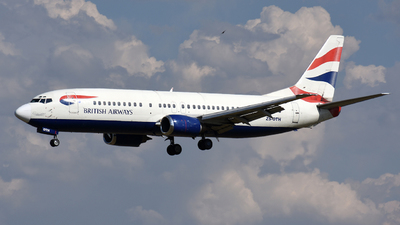 ZS-OTH - Boeing 737-436 - British Airways (Comair)