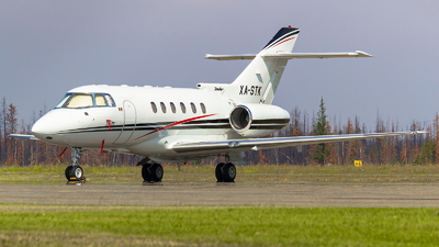XA-STK - Hawker Beechcraft 800XP - Private