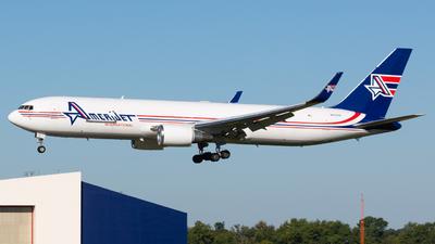 N432AX - Boeing 767-323(ER)(BDSF) - Amerijet International