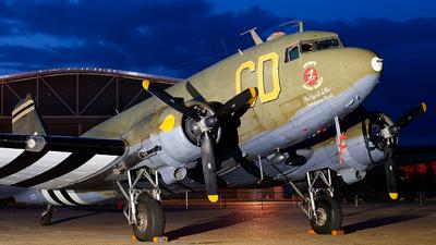 N47SJ - Douglas C-47A Skytrain - Private