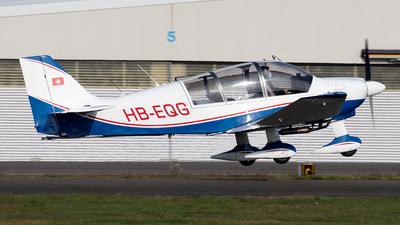 HB-EQG - Robin DR400/180R Remorqueur - Fliegerschule Birrfeld