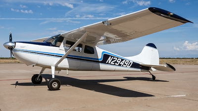 A picture of N2949D - Cessna 170B - [26892] - © Steve Smith