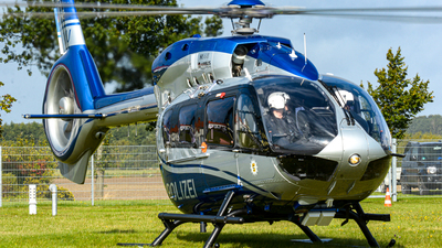 D-HBWU - Airbus Helicopters H145 - Germany - Police