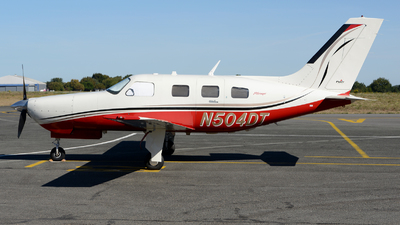 N504DT - Piper PA-46-350P Malibu Mirage - Private