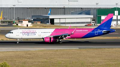 A picture of HALTG - Airbus A321231 - Wizz Air - © Rui Marques
