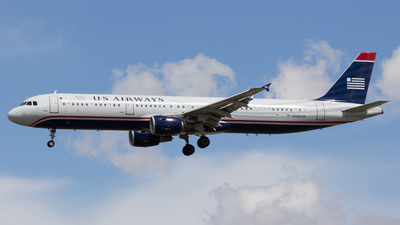 N199UW - Airbus A321-211 - US Airways