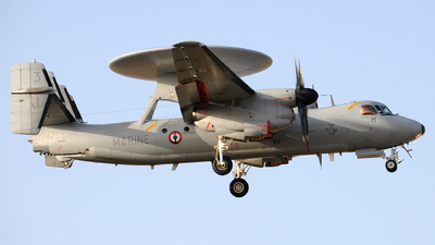 3 - Grumman E-2C+ Hawkeye 2000 - France - Navy