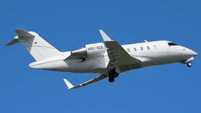 A picture of A9CACE - Bombardier Challenger 605 - [5778] - © n94504