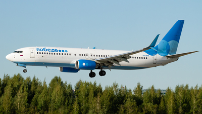 A picture of VPBPX - Boeing 7378AL - Pobeda - © Alexander Belyakov