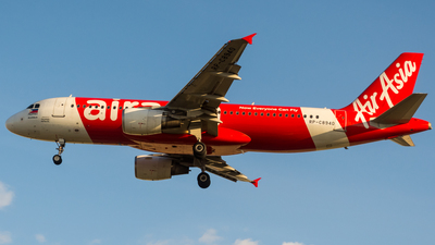 A picture of RPC8940 - Airbus A320216 - AirAsia - © JC Pascual