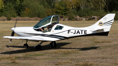 F-JATE - JMB VL-3 Evolution - Private