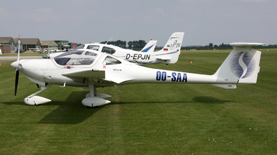 OO-SAA - Diamond DA-20-C1 Eclipse - Aero Club - Sabena