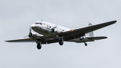 N18121 - Douglas DC-3A - Eastern Air Lines