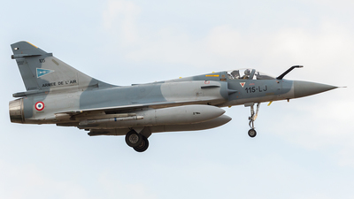 105 - Dassault Mirage 2000C - France - Air Force