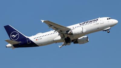 D-AIZE - Airbus A320-214 - Lufthansa