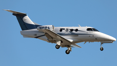 N161PA - Embraer 500 Phenom 100 - Private