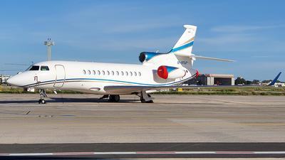 M-RFAP - Dassault Falcon 7X - Private