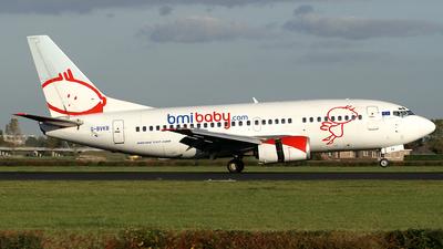 G-BVKB - Boeing 737-59D - bmibaby