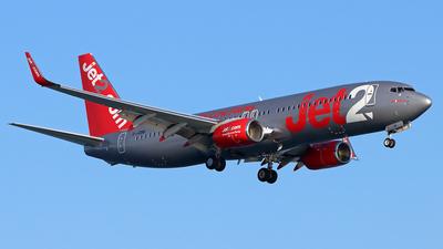 A picture of GJZBB - Boeing 7378MG - Jet2 - © Peter Kesternich