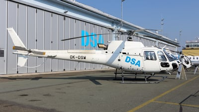 OK-DSW - Eurocopter AS 350B3 Ecureuil - Delta System-Air