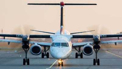 SP-EQL - Bombardier Dash 8-Q402 - LOT Polish Airlines