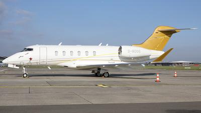D-BDDE - Bombardier BD-100-1A10 Challenger 350 - DC Aviation