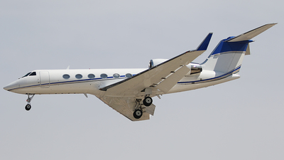 N450EF - Gulfstream G-IV - Private