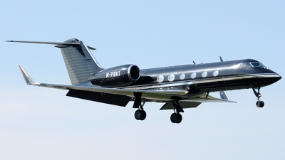 M-PBKI - Gulfstream G-IV - Private