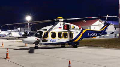 RA-01705 - Agusta-Westland AW-189 - Gazpromavia