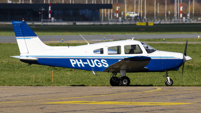 A picture of PHUGS - Piper PA28161 - [287916340] - © C. v. Grinsven