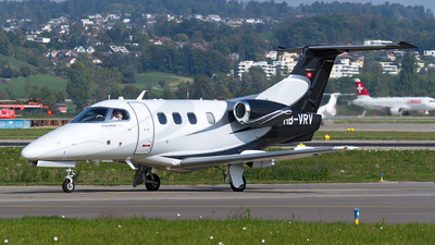 HB-VRV - Embraer 500 Phenom 100 - Air Connect