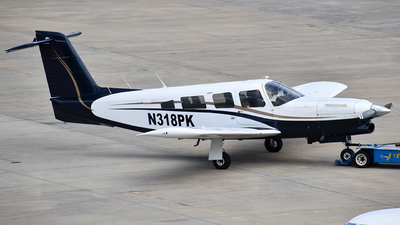 N318PK - Piper PA-32RT-300 Lance II - Private