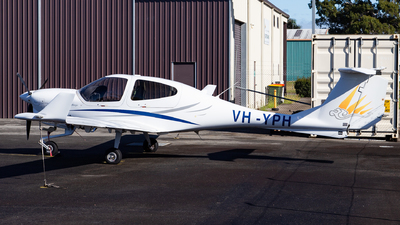 VH-YPH - Diamond DA-40NG Diamond Star - Australian International Aviation College