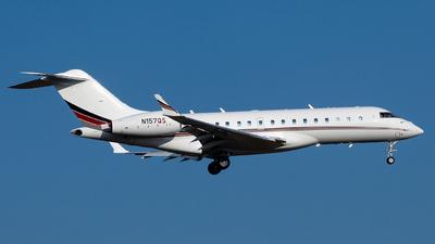 N157QS - Bombardier BD-700-1A10 Global 6000 - NetJets Aviation