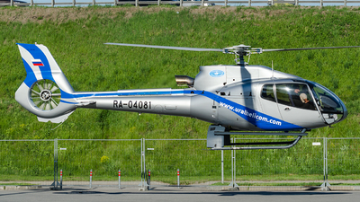 RA-04081 - Eurocopter EC 130B4 - Ural Helicopter Company