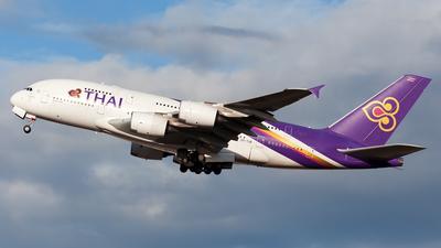 HS-TUB - Airbus A380-841 - Thai Airways International