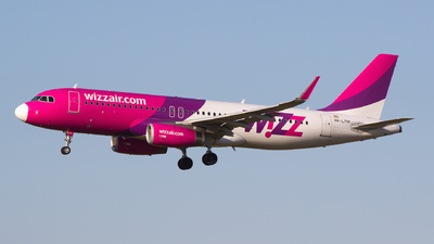 A picture of HALYM - Airbus A320232 - Wizz Air - © Gergely Molnár