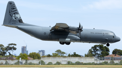 A97-447 - Lockheed Martin C-130J-30 Hercules - Australia - Royal Australian Air Force (RAAF)