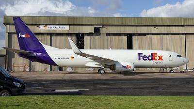SE-RLM - Boeing 737-83N(BCF) - FedEx (West Atlantic Airlines)